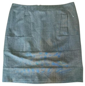 Chlo Mini Skirt Grey