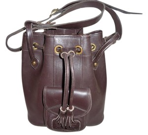 Dooney & Bourke Vintage Leather Hobo Bag