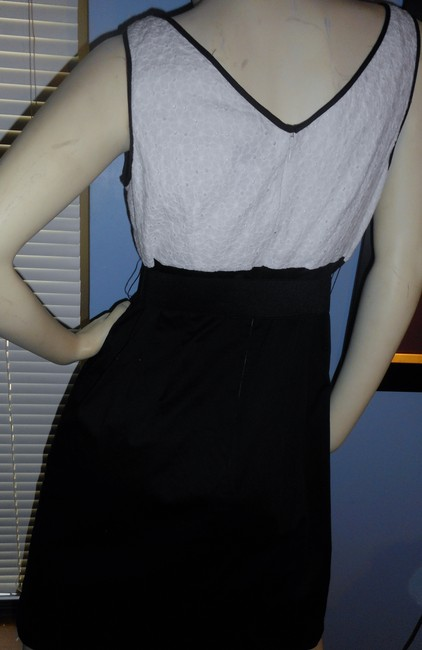 Robbie Bee Eyelet Belted Cotton Party Dress Image 2