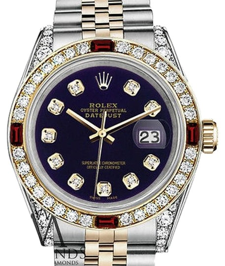 Preload https://img-static.tradesy.com/item/17235283/rolex-ladies-ssteel-and-gold-26mm-datejust-dial-ruby-and-diamond-watch-0-1-540-540.jpg