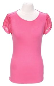Alice + Olivia Top Pink