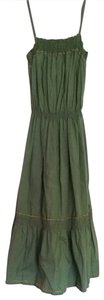 Divided by H&M short dress khaki green on Tradesy
