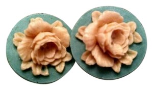 Other Brand new! Wedgewood Style Handmade Earrings