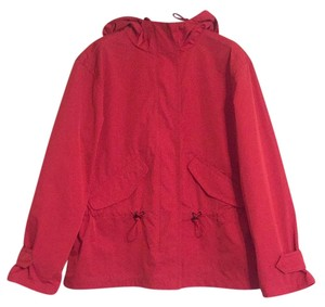 Coach Red Jacket