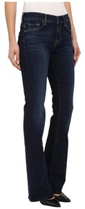 7 For All Mankind Classic Sleek Extra Long Boot Cut Jeans