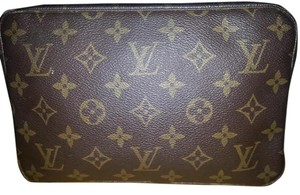 Louis Vuitton Louis Vuitton Monogram Trousse 23 Cosmetic Pouch
