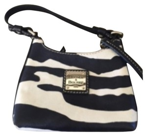 Dooney & Bourke Zebra Clutch