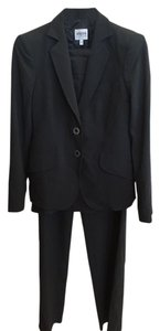 Armani Collezioni Armani 3-piece virgin wool suit.