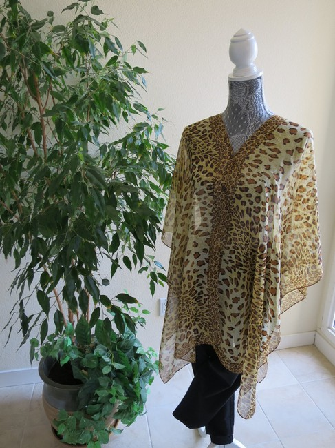 Other NEW!!! Summer Top / Wrap - Animal Print Collection Image 3