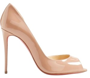 Christian Louboutin Demi Nude Sandals