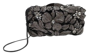Crystal Austria Black/Crystal Clutch