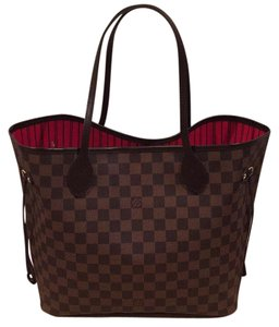 Louis Vuitton Neverfull Speedy Damier Artsy Tote