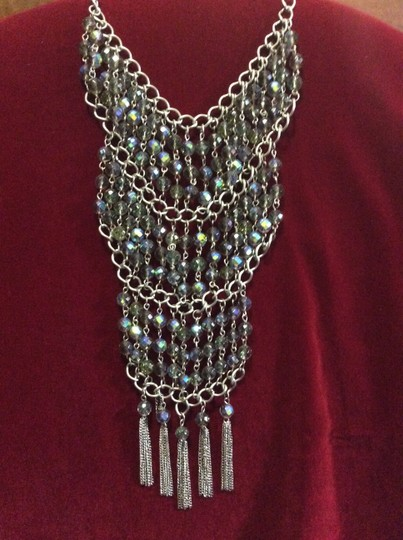 Preload https://item3.tradesy.com/images/coldwater-creek-multicolor-crystalline-bib-necklace-1723982-0-0.jpg?width=440&height=440