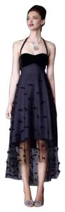 Blue/Black Maxi Dress by Anthropologie