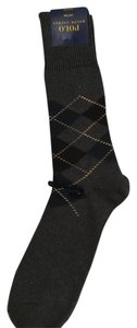 Polo Ralph Lauren Men's Cotton Dress Socks