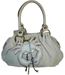 Juicy Couture Limited Edition Genuine Leather Beach & Sea Rare & Collectible Hobo Bag