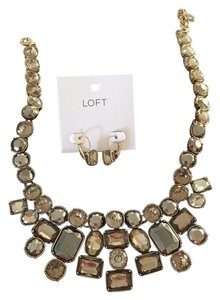 Ann Taylor LOFT Ann Taylor necklace and earring set