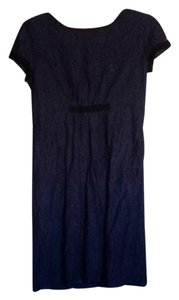 Uncle Frank short dress Blue on Tradesy