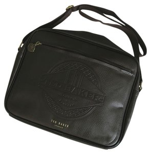 Ted Baker Brown Messenger Bag
