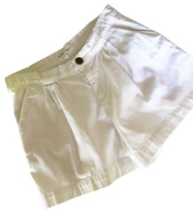 BCBGeneration Dress Shorts White