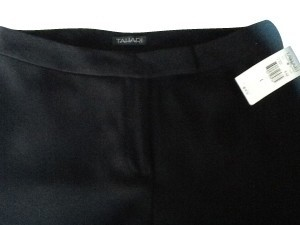 Elie Tahari Trouser Pants Black