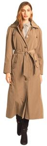 London Fog Not Stain Like New Free Shipping Floor Sample Trench Coat