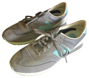 New Balance Grey/blue Athletic