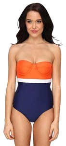 Splendid Splendid Sunblock Solids One-Piece Swimsuit