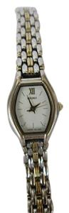 Seiko Dress Ladies Two-tone classic watch