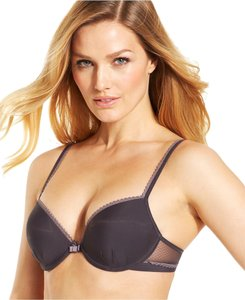 Lily of France French Charm Push Up Bra 2175210, Shadow, Sz 34C