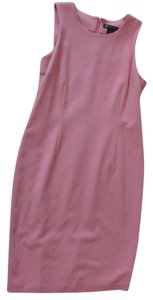 INC International Concepts short dress Petal Pink New on Tradesy