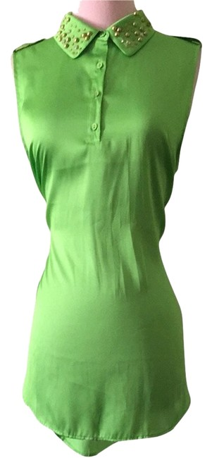 Preload https://item1.tradesy.com/images/forever-21-green-tunic-size-12-l-1724380-0-0.jpg?width=400&height=650