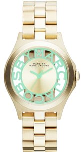 Marc Jacobs Marc Jacobs Female Casual Watch MBM3295 Gold Analog