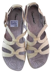 Bare Traps Yellow Sandals