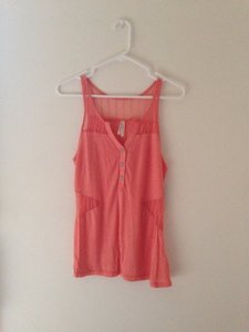 Gentle Fawn Top Coral