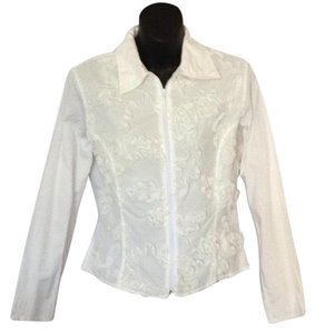 Anne Fontaine Top White