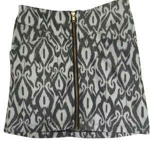 Material Girl High Waist With Pockets Mini Skirt Print
