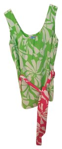 Lilly Pulitzer Top green/white/pink
