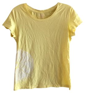 Lilly Pulitzer T Shirt Yellow