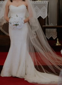 Ulla-Maija Alberta Wedding Dress