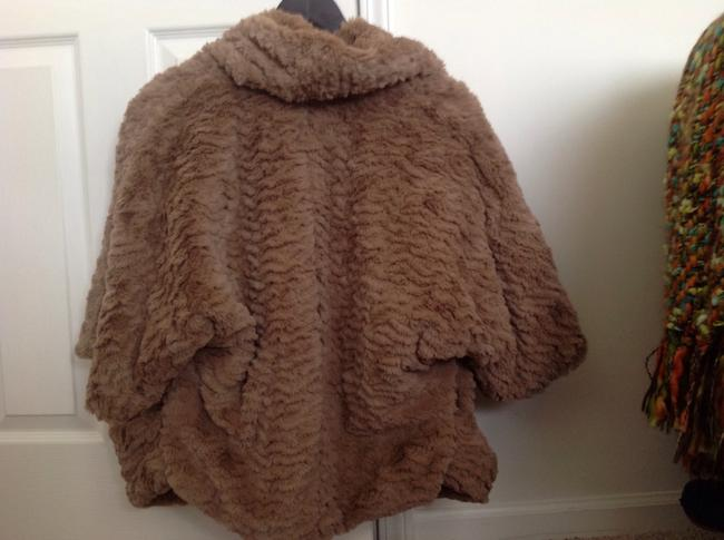 Jolt Faux Fur Fur Coat