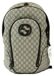 Gucci 223705 Gg Interlocking Backpack