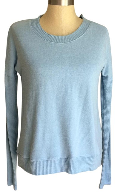Preload https://img-static.tradesy.com/item/17247397/anthropologie-baby-blue-stem-sweaterpullover-size-6-s-0-1-650-650.jpg