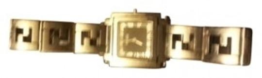 Fendi fendi silver watch