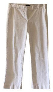 J.Crew Capri/Cropped Pants White