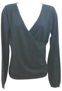 BCBGMAXAZRIA Bcbg Black Knit Sweater