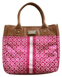 Tommy Hilfiger Beach Louis Vuitton Chanel Prada Gucci Tote in Pink