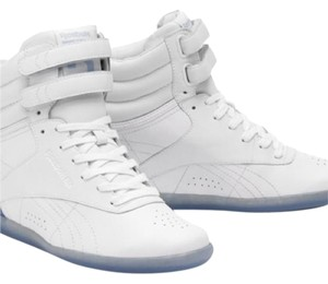Reebok White/blue Athletic