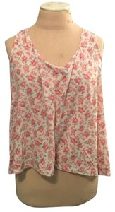 Forever 21 Cotton Top Floral