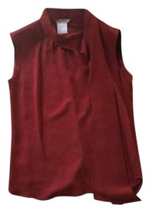 Max Mara Top Red